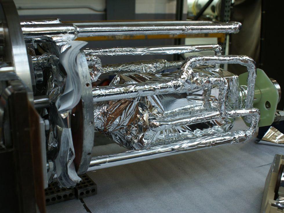 Multi Layer Insulation Vacuum Insulation
