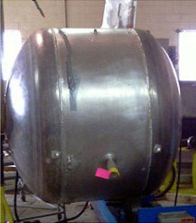 Aluminum ASME Code Stamped Pressure Vessels - Meyer Tool & Mfg