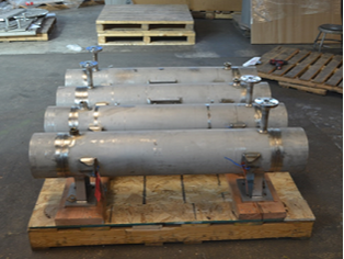 Meyer Tool Custom Stainless Steel ASME Code Pressure Vessel Engineering Design Services